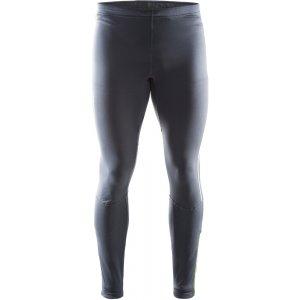 Pánské běžecké kalhoty Craft Run Defense Thermal Tights šedá