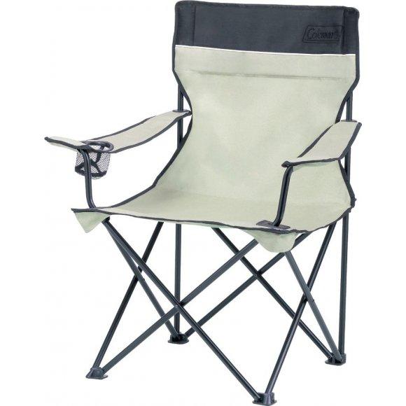 Kempingové skládací křesílko Coleman Standard Quad Chair khaki