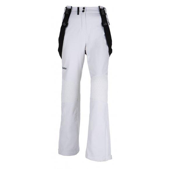 Dámské zimní kalhoty KILPI DIONE-W BÍLÁ