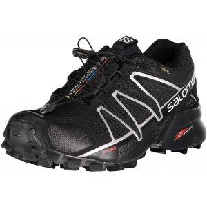Pánské běžecké boty Salomon Speedcross 4 GTX Black black si 7a536ce34b