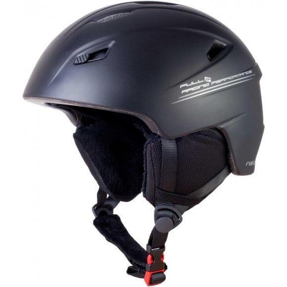 Lyžařská helma RELAX WILD ČERNÁ