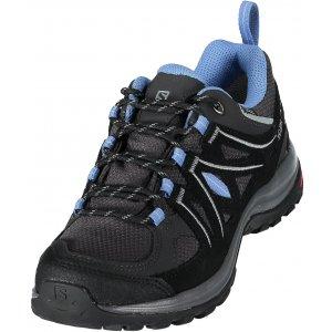1d083fbef61 Dámské trekové boty Salomon Ellipse 2 GTX W Asphalt black petunia blue