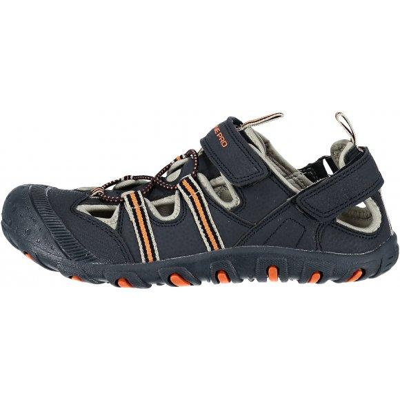 Dětské sandále ALPINE PRO BEDELI KBTJ148 MODRÁ
