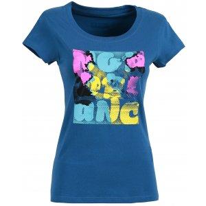 3b2fb31c221 Dámská košile s krátkým rukávem ALPINE PRO LURINA LSHJ011 MODRÁ ...