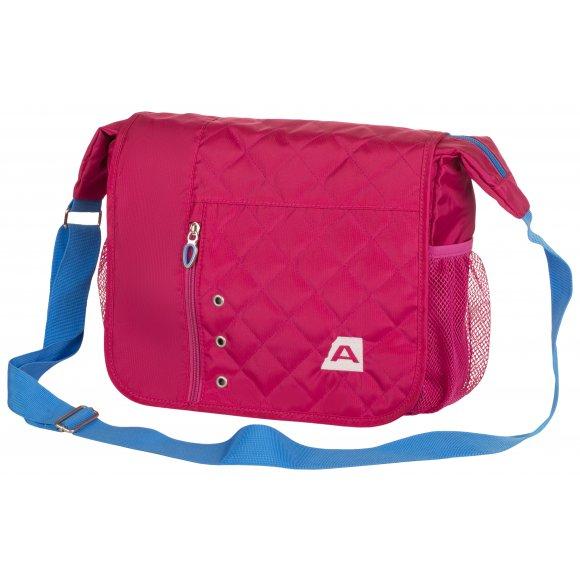 Dámská kabelka ALPINE PRO STEFA RŮŽOVÁ