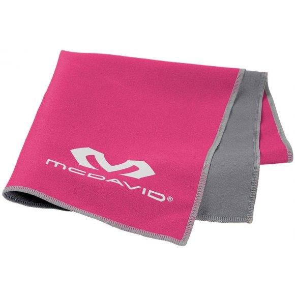 Chladící ručník MCDAVID 6585 RŮŽOVÁ
