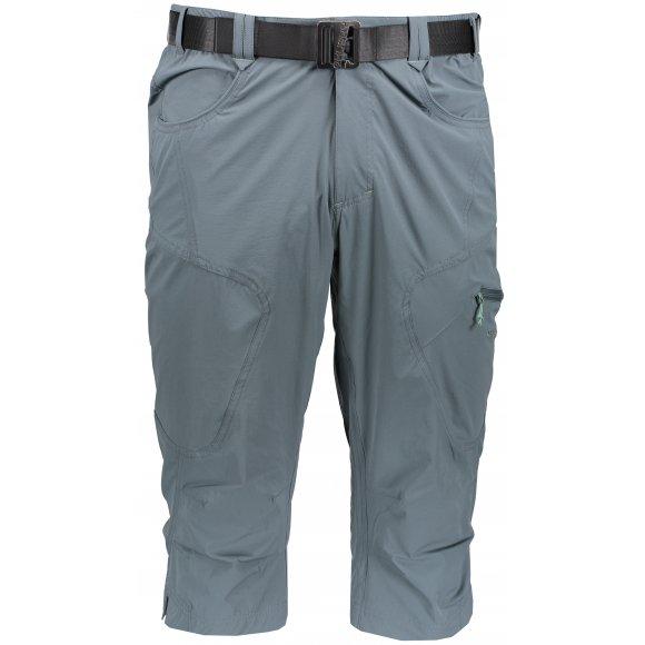 Pánské 3/4 kalhoty HUSKY KLERY M S17 TMAVĚ ŠEDÁ