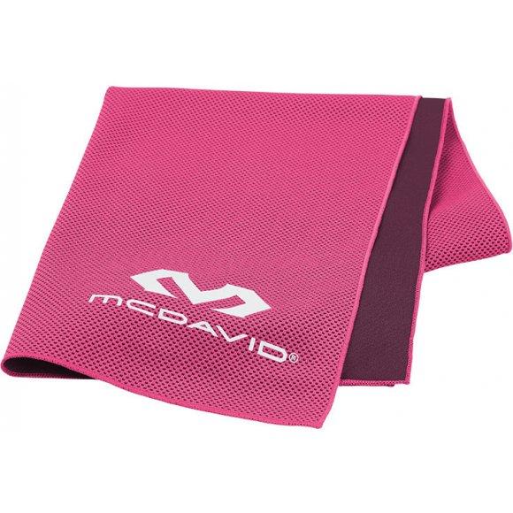 Chladící ručník MCDAVID 6587 RŮŽOVÁ