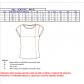 Pánské triko s krátkým rukávem ALTISPORT MALUD ALMS17075 MODRÁ