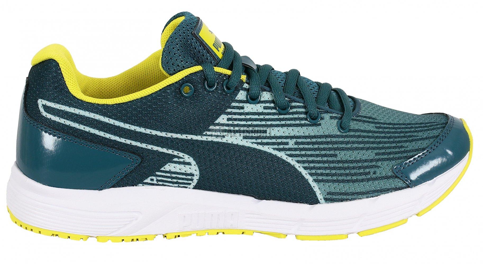 Dámská běžecká obuv PUMA SEQUENCE WN S 18756008 MODRÁ velikost  35 b36c68a073