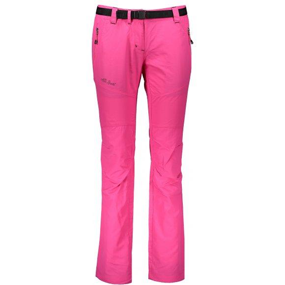 Dámské outdoorové kalhoty ALTISPORT MIRTURA ALLS17017 RŮŽOVÁ