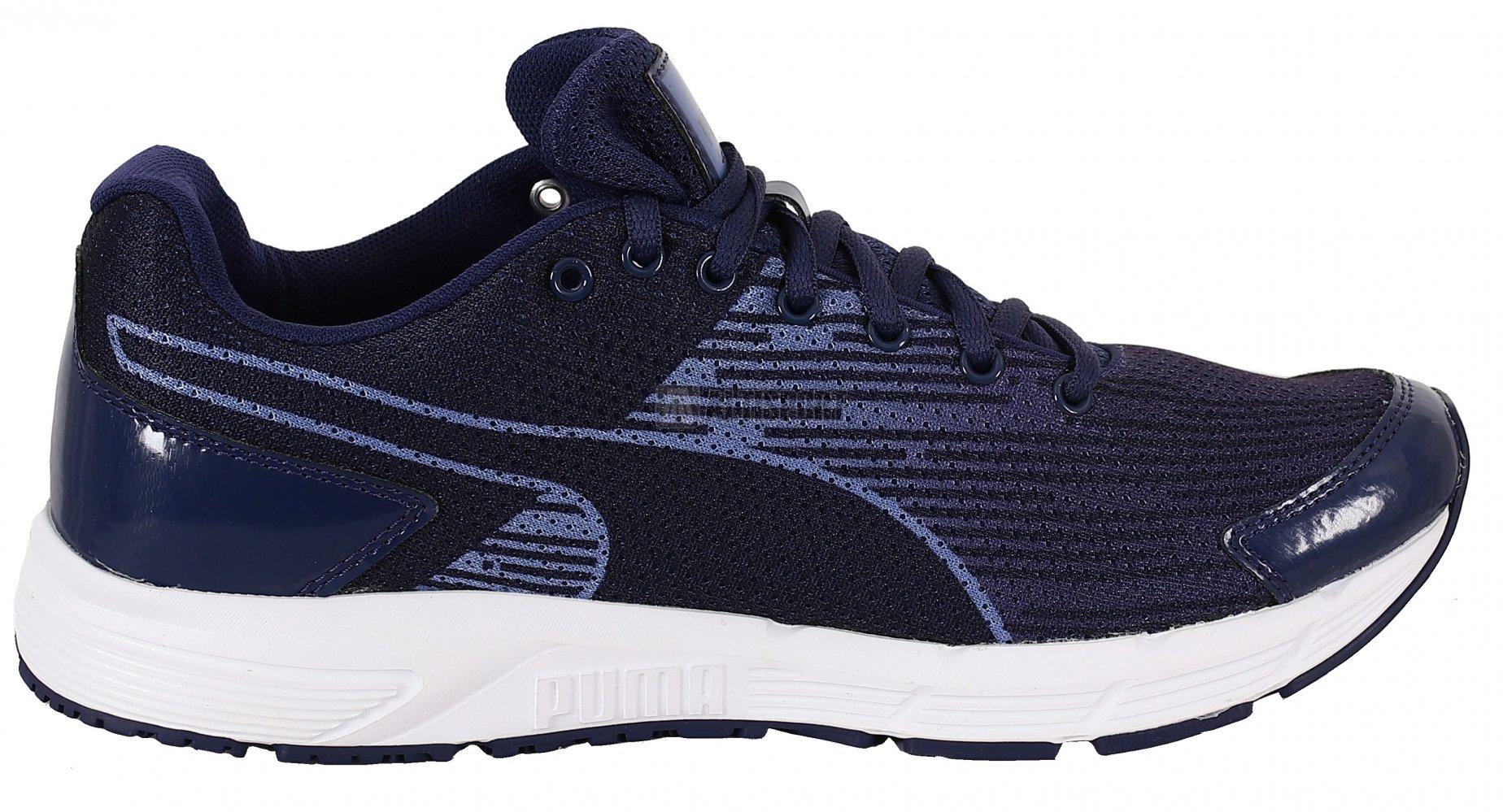 Dámská běžecká obuv PUMA SEQUENCE WN S 18756009 TMAVĚ MODRÁ velikost ... 92a413a531