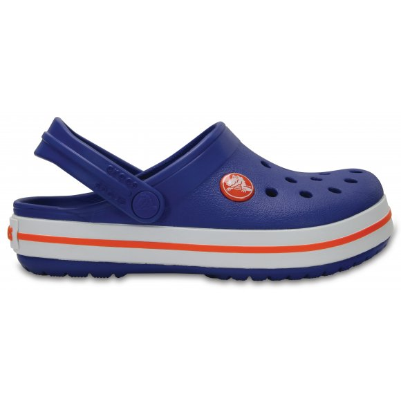 Dětské pantofle CROCS CROCBAND CLOG K 204537-4O5 CERULEAN BLUE