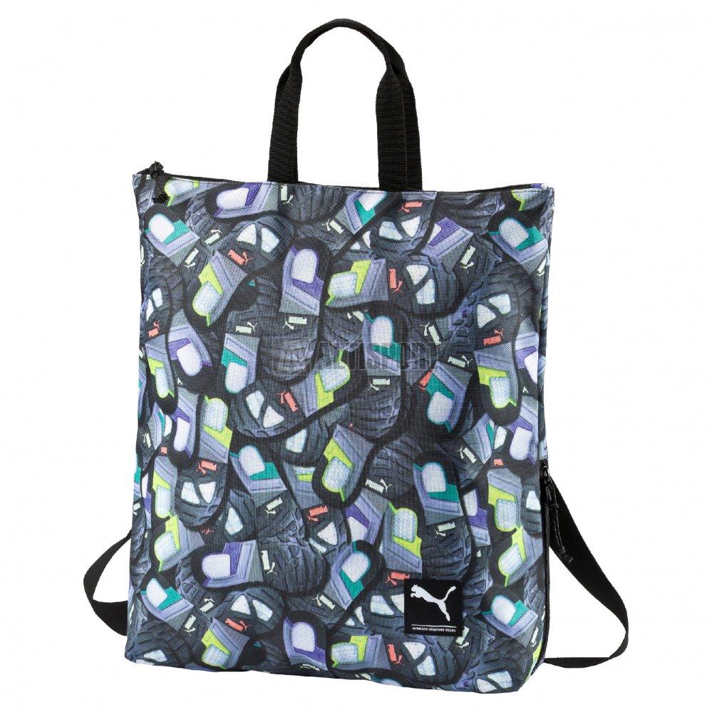 Batoh taška PUMA ACADEMY BACKPACK II 07430302 DARK SHADOW velikost ... 2ccbf92902