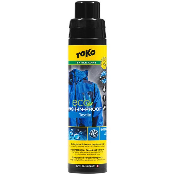 Impregnace TOKO ECO WASH-IN PROOF 250 ml