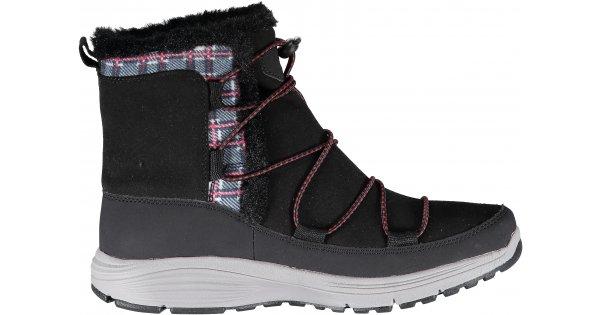 7bde3ec15e27 Dámské zimní boty ALPINE PRO DARLEEN LBTK145 ČERNÁ velikost  EU 41 (UK 7
