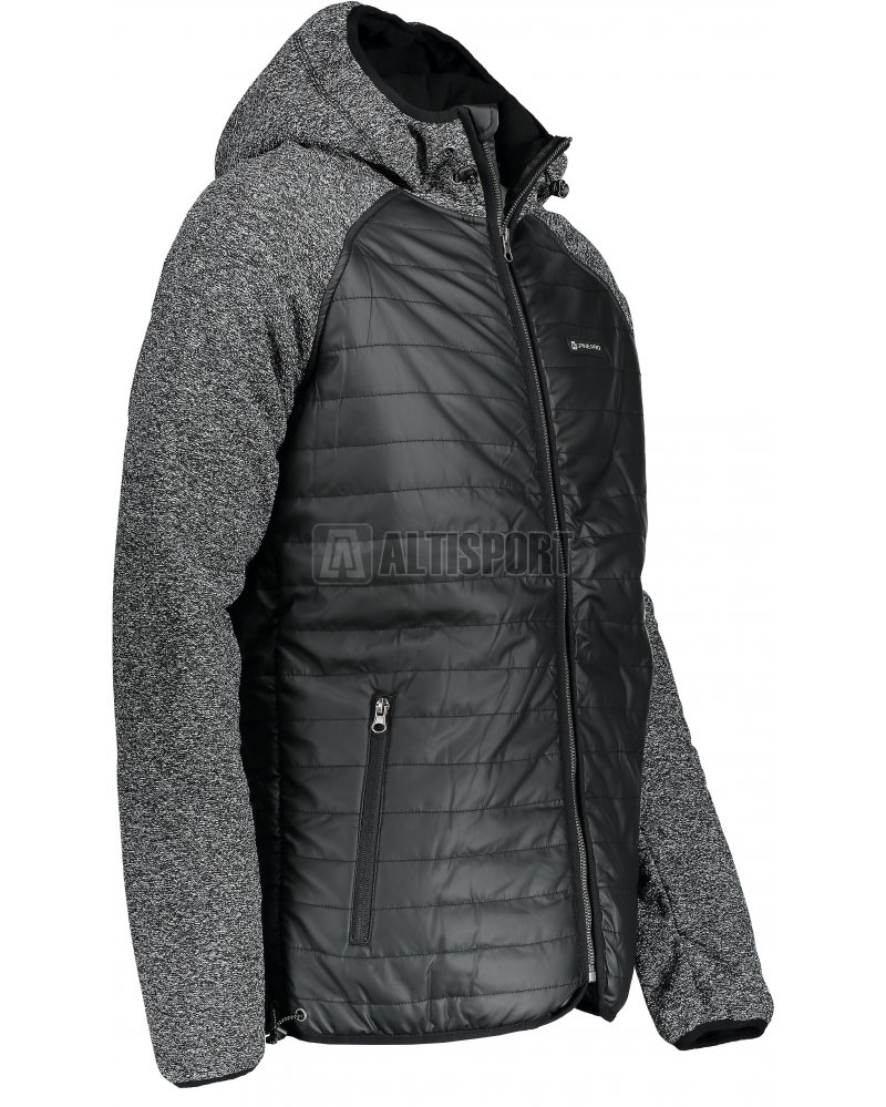Pánská podzimní bunda ALPINE PRO NISIF MJCK223 ČERNÁ velikost  S ... 222cf8152e