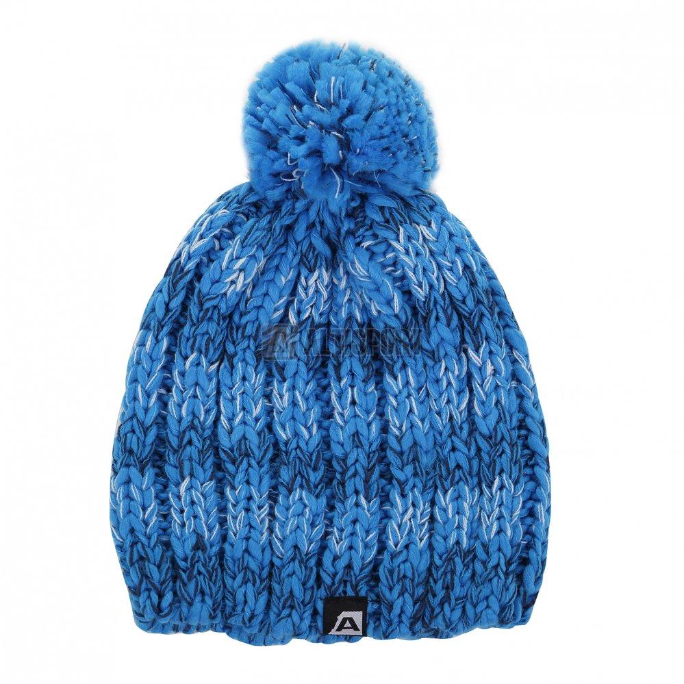 Dětská zimní čepice ALPINE PRO BETHAN KHAK022 SVĚTLE MODRÁ velikost ... 980b044c10