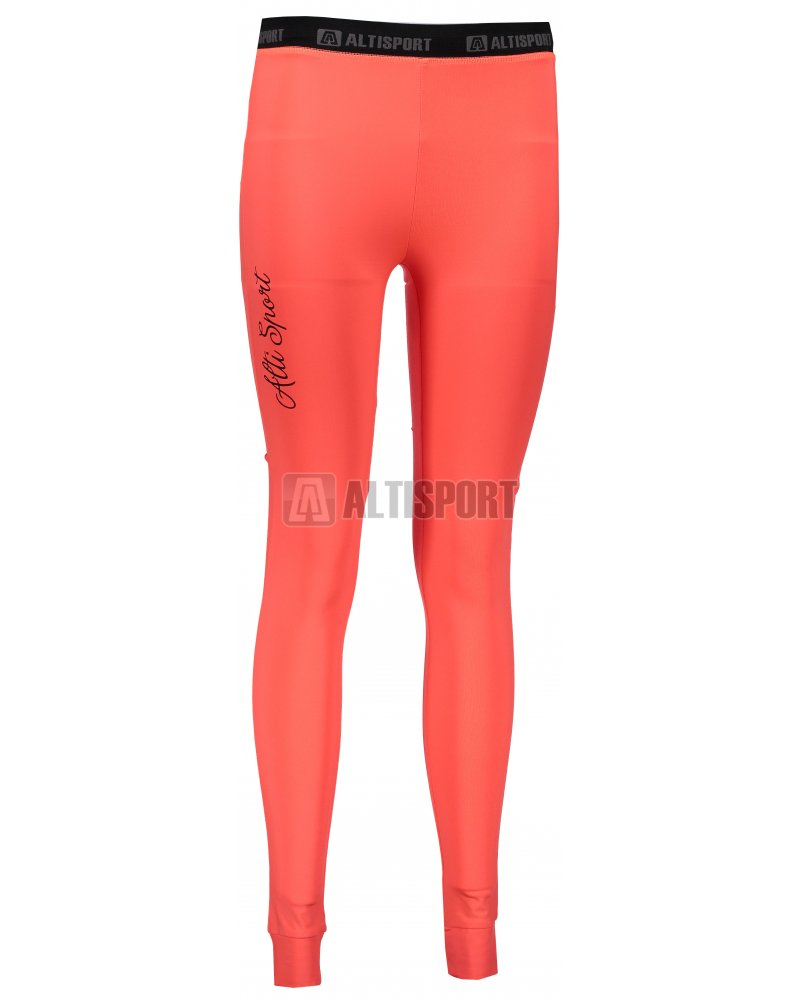 3ae553e5647 Dámské termo kalhoty ALTISPORT BEBINE ALLW17135 RŮŽOVÁ velikost  40 ...