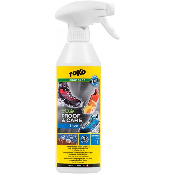 Impregnace TOKO ECO SHOE PROOF AND CARE 500 ml