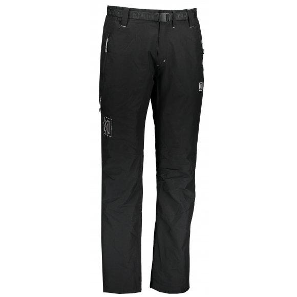 Chlapecké zateplené kalhoty ALTISPORT TURSI-J II ČERNÁ