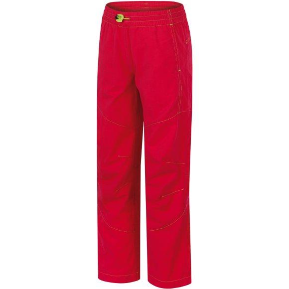 Dětské kalhoty HANNAH TWIN JR ROSE RED
