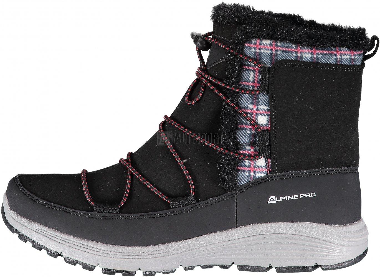 Dámské zimní boty ALPINE PRO DARLEEN LBTK145 ČERNÁ velikost  EU 37 ... 2b4d6ba8bd