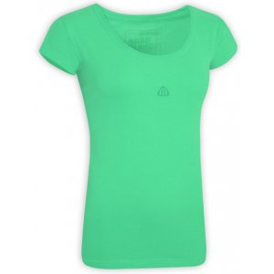 Dámské tričko s krátkým rukávem NORDBLANC NBSLT2506 RAZER ZELENÁ