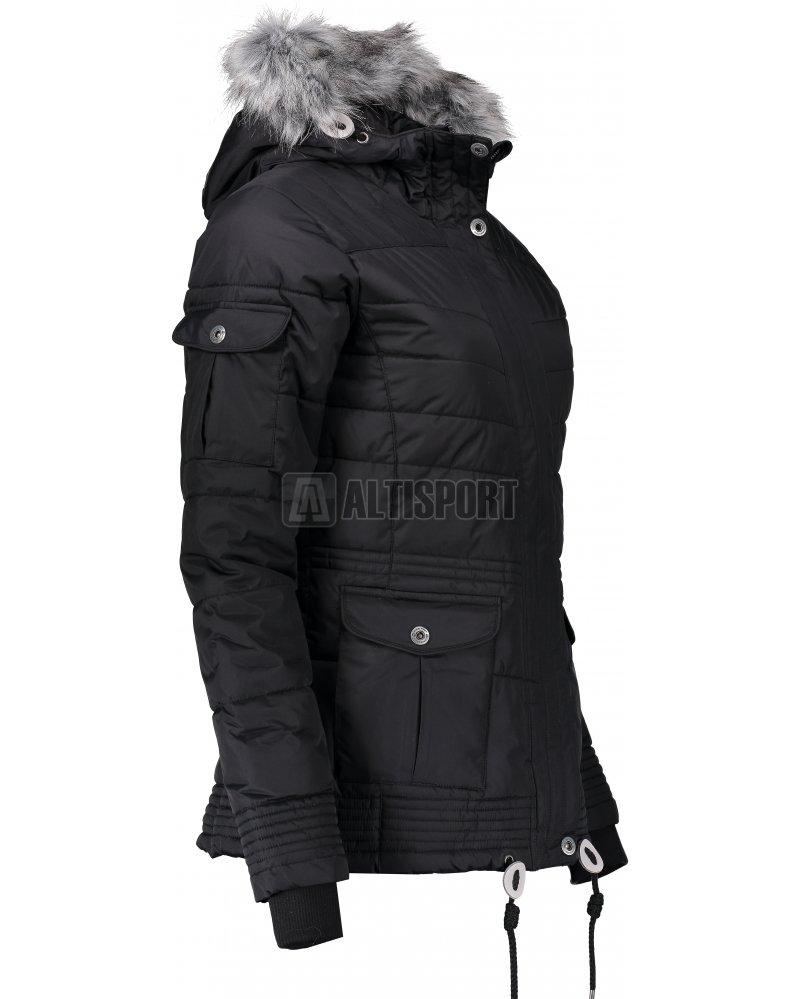 Dámská zimní bunda ALPINE PRO ICYBA 3 LJCK181 ČERNÁ velikost  S ... 450ca145ad
