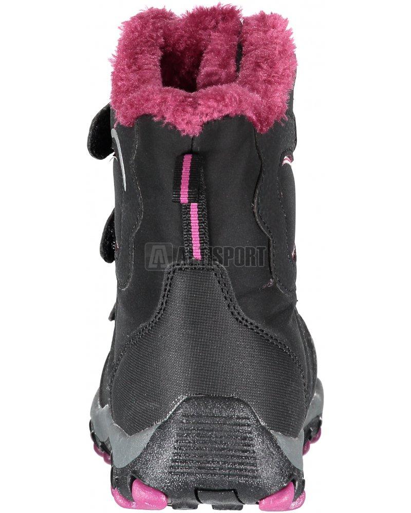f69ce3f0c7e Dětská zimní obuv ALPINE PRO HARYKO KBTK158 ČERNÁ velikost  EU 22 ...