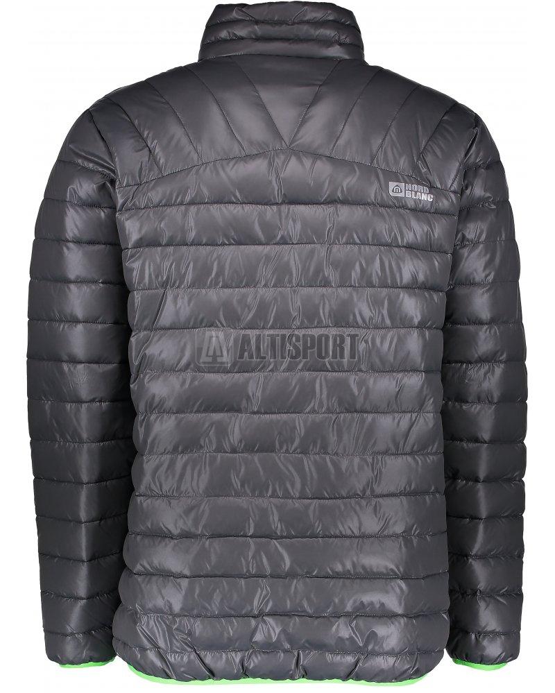 Pánská zimní bunda NORDBLANC CACHE NBWJM6411 ŠEDÁ velikost  S ... ddb3ea5b30