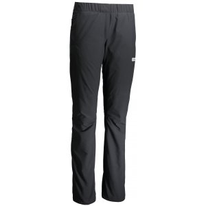 Dámské outdoorové kalhoty NORDBLANC MODEST NBFPL6486 ČERNÁ