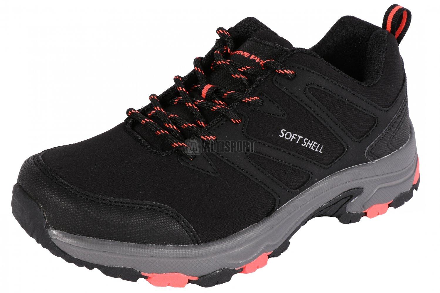 Dámská obuv ALPINE PRO LUBA LBTK153 ČERNÁ velikost  EU 36 (UK 3 5d1d4756752