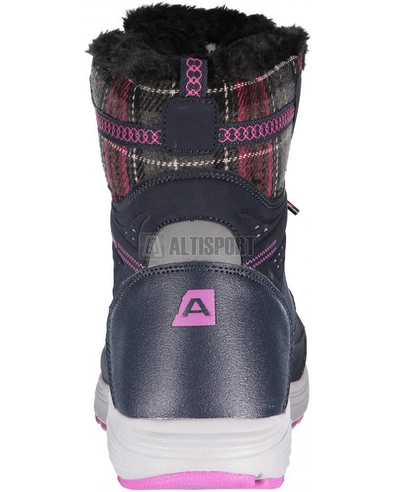 Dámská zimní obuv ALPINE PRO FRADA LBTK156 ČERNÁ velikost  EU 36 (UK ... fc6a463b62