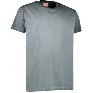 Pánské triko NORDBLANC PROFILE NBFMT6551 ZELENÝ LES