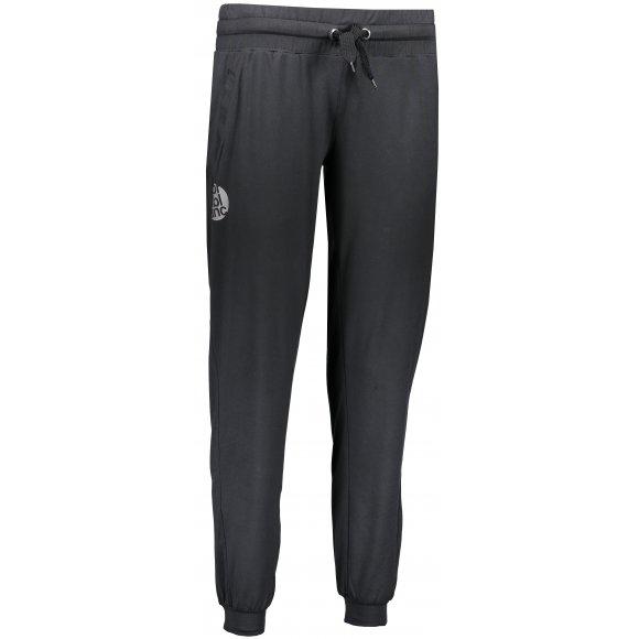 Dámské kalhoty na jógu NORDBLANC REIN NBFPL6539 ČERNÁ