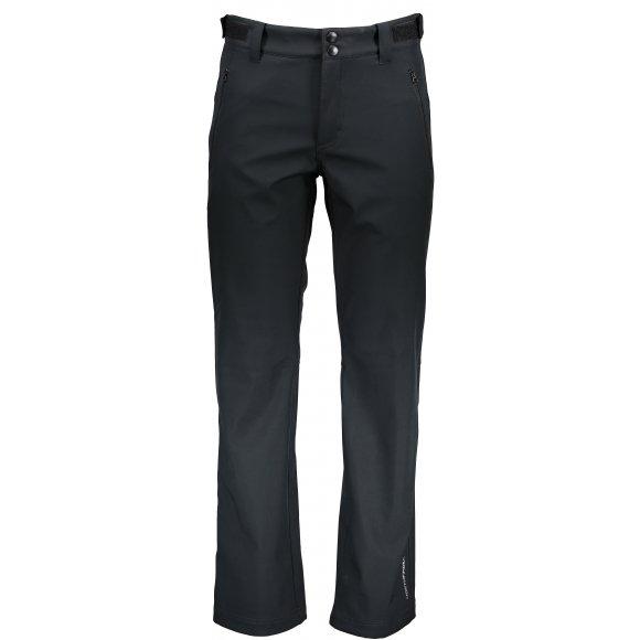 Pánské softshellové kalhoty NORTHFINDER CHAD NO-3280OR ČERNÁ