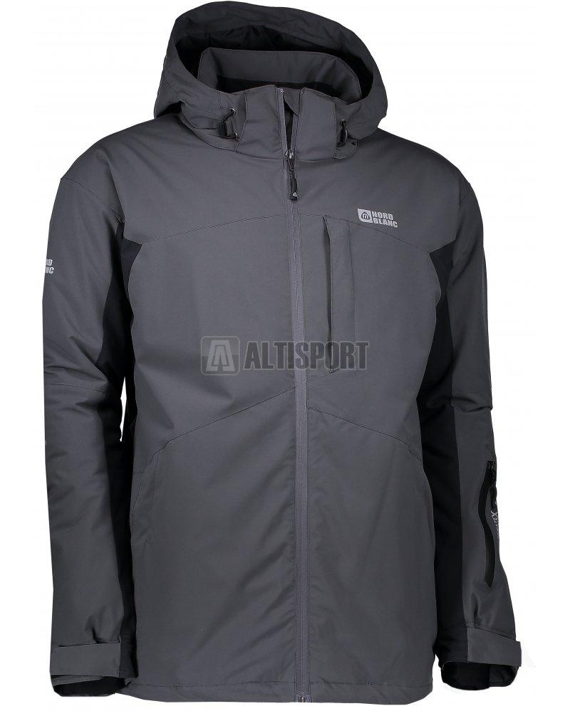 Pánská zimní bunda NORDBLANC SOURCE NBWJM6406 ŠEDÁ velikost  XXXL ... 3e8334269b