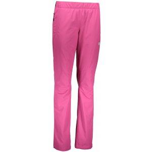 Dámské outdoorové kalhoty NORDBLANC MODEST NBFPL6486 TMAVĚ RŮŽOVÁ