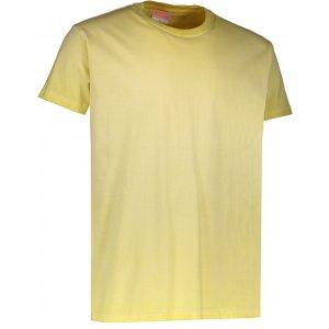 Pánské triko NORDBLANC PROFILE NBFMT6551 MECHOVĚ ZELENÁ