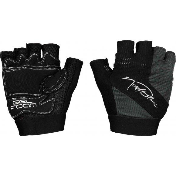 Dámské cyklistické rukavice NORDBLANC SPEEDSTER NBSG6366 GRAFIT