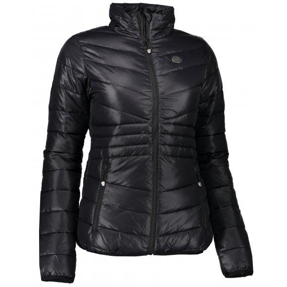 Dámská zimní bunda NORDBLANC SAVOR NBWJL6430 ČERNÁ