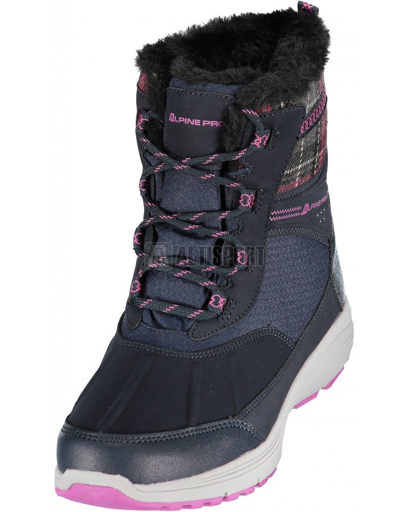161a4f492ac Dámská zimní obuv ALPINE PRO FRADA LBTK156 ČERNÁ velikost  EU 39 (UK ...