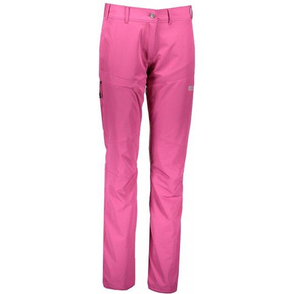 Dámské kalhoty NORDBLANC LUCID NBFPL6491 TMAVĚ RŮŽOVÁ