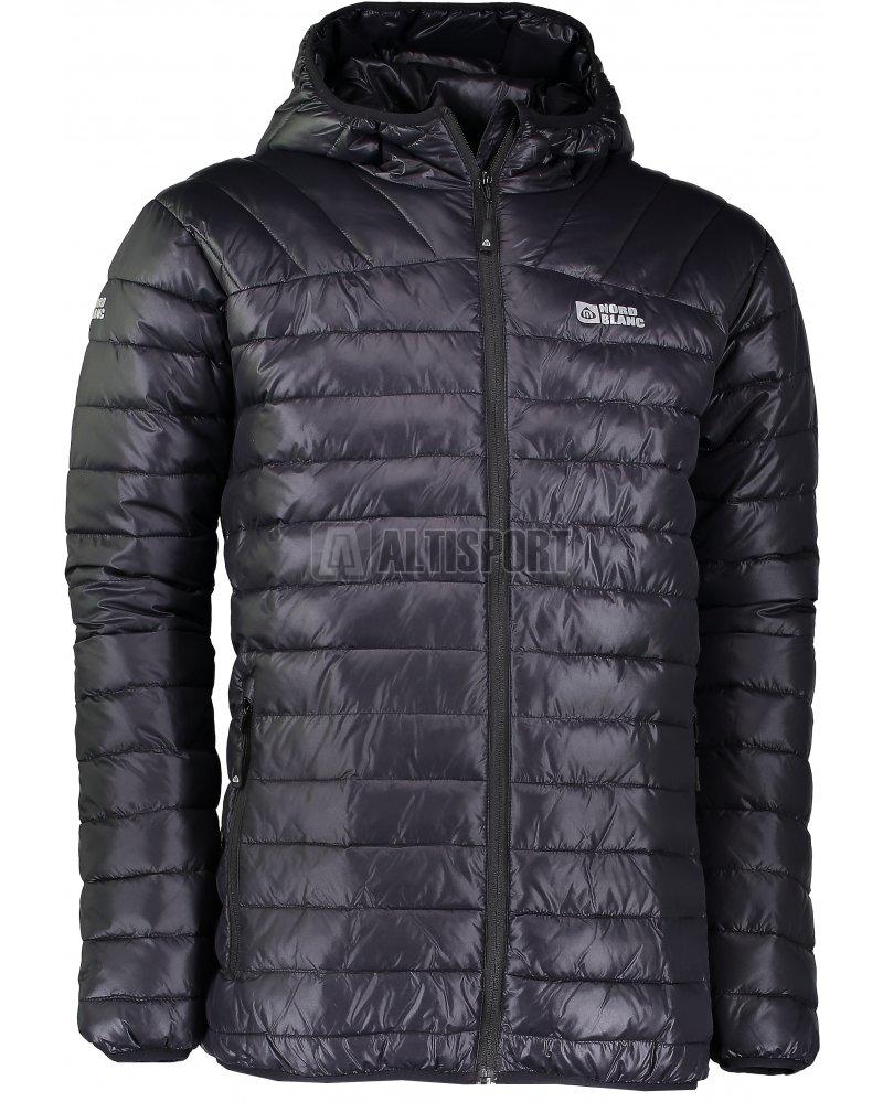Pánská zimní bunda NORDBLANC QUILT NBWJM6410 ČERNÁ velikost  M ... e4f6c75ced6