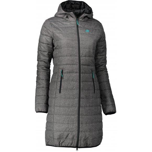 Dámský kabát ALPINE PRO BLASA LCTK056 ČERNÁ
