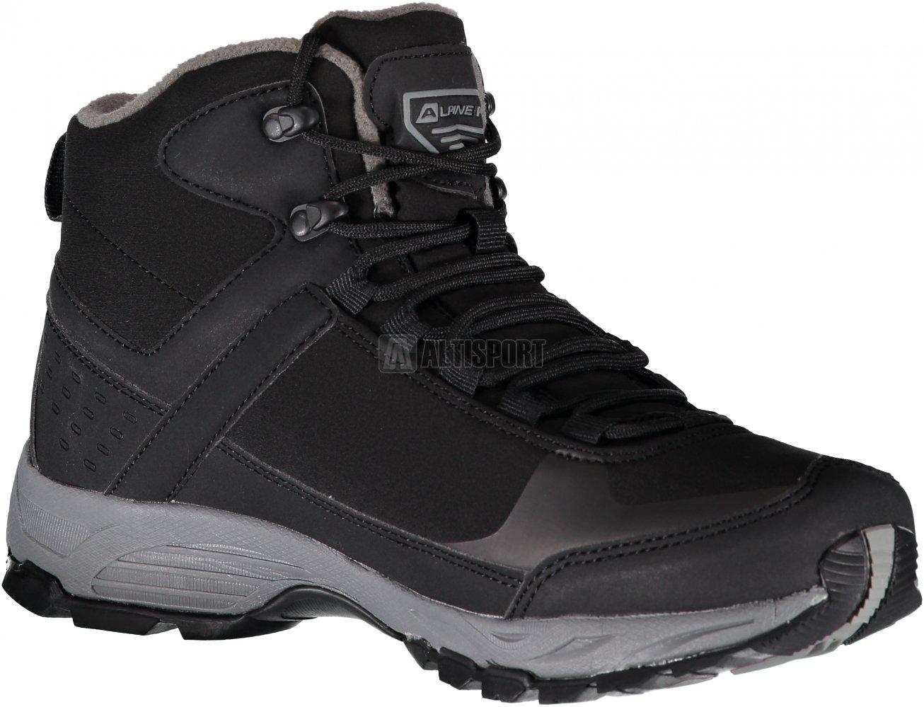 373401ff7a Pánská obuv ALPINE PRO MIAR UBTK050 ČERNÁ velikost  EU 41 (UK 7