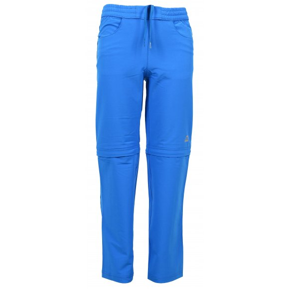Dětské softshellové kalhoty/šortky ALPINE PRO PANTALEO 3 KPAL094 MODRÁ