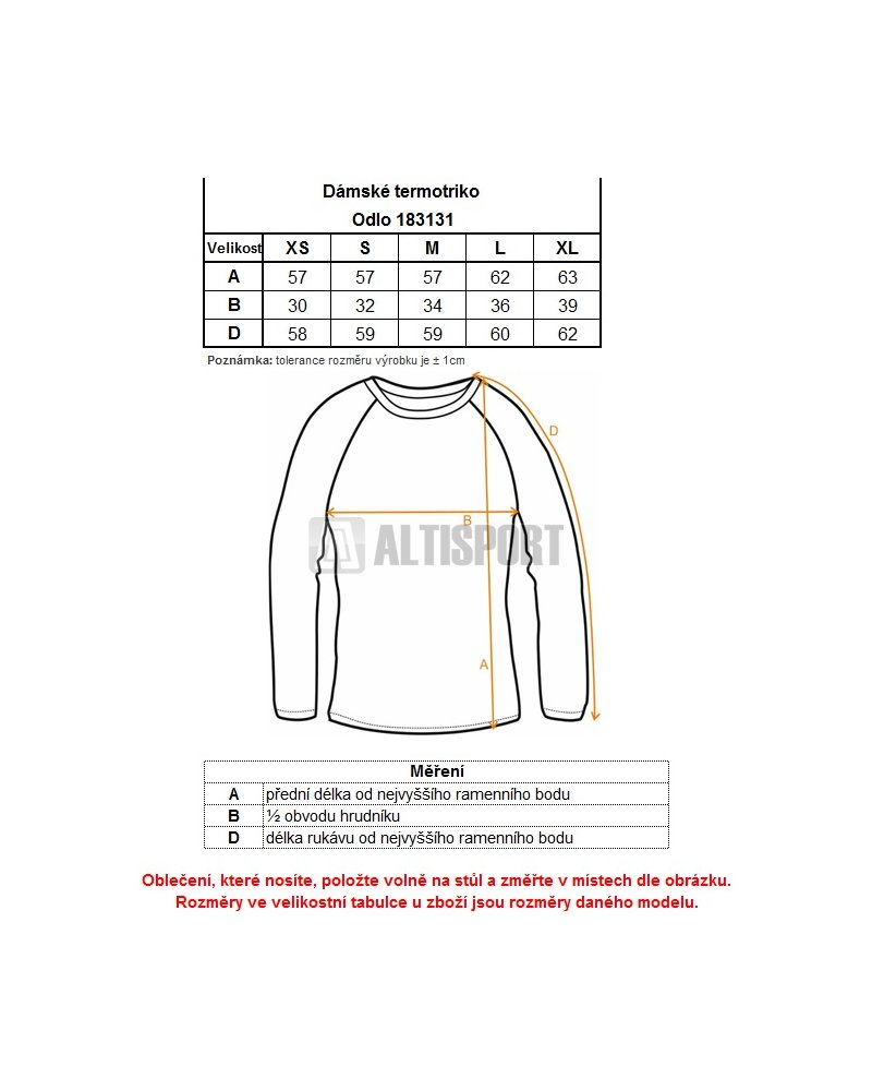 0cbdcb15f5c2 Dámské termo tričko s dlouhým rukávem ODLO EVOLUTION WARM 183131-10000  SVĚTLE MODRÁ