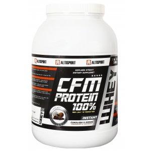 ALTISPORT DS CFM WHEY PROTEIN 100% 2kg ČOKO-KOKOS